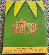 The Muppet Show Complete Season 1 One First Special Edition Dvd Ec