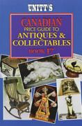 Unittand039s Canadian Price Guide To Antiques And Collectables