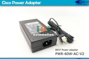 1pcs New For Cisco 891f-k9 Router Power Adapter