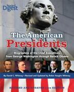 American Presidents Biographies Of The Chief Executives From George...