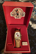 Seiko Mickey Mouse 60th Anniversary Watch Vintage. With All Original Pieces. Nwt