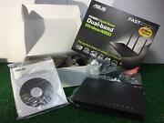 Asus Rt-n66u Dual Band Wireless N-900 Router  Free Shipping