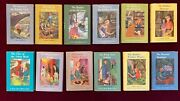 12 Nancy Drew Books - Grosset And Dunlap Aka Cameo Editions With Dust Jackets