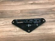 Audi Oem A4 S4 Rs4 Convertible Top Driver Side Lower Latch Lock Mount 2003-2009