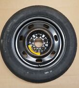 1999-2002 Ford Mustang Compact Spare Tire 15x4 T125/90r15 Oem Factory Original