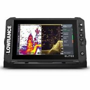 Lowrance Elite Fs 9 W/ Active Imaging 3-in-1 Transducer