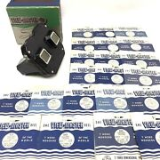 Sawyers View-master Stereoscope Lot Black Slide Viewer Box 21 Viewmaster Reels