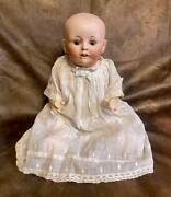 Bisque Doll Antique Doll Made In Japan Yamato Fy Nippon Vintage Shpping From Jpn