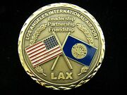 Tsa Transportation Security Administration Lax Los Angeles Challenge Coin