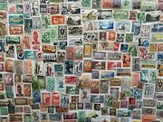 500 Different French Colonies - Pre Independence Only Stamp Collection