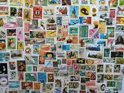 2000 Different French Community Stamp Collection
