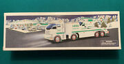 2006 Hess Toy Truck And Helicopter Holiday Set New In Box Collectible Vintage