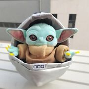 Star Wars Baby Yoda Doll Soft Plush Model Toy Collection Action Figure Gift Kids