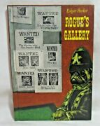 Rogue's Gallery By Edgar Parker, 1969 Hardcover, Vintage, Illustrated, Animals