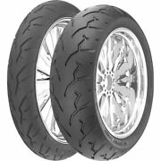 150/80 16, 180/70r 16 Pirelli Night Dragon Front And Rear Tire Kit - 2 Tires