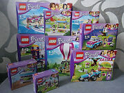 Lego Friends Various Setand039s For Selection - Nip