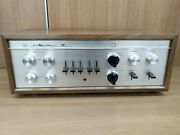 Luxman Cl-35 Ll Stereo Control Amplifier From Japan