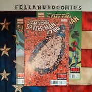 Amazing Spiderman 700 1st Print Lot Buy It Now Only