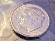 103 - 2000 P Roosevelt Dimes Bu From Mint Sets In Cello
