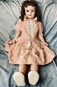 Bisque Doll Antique Doll Morimura Doll Morimura Brothers 77cm Japan Made From Jp