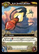 X-51 Nether-rocket Mount Warcraft Wow Unscratched Loot