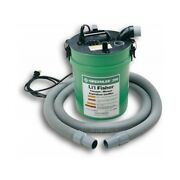 Greenlee 390 Liand039l Fisher Vacuum/blower Power Fishing System