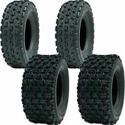 22x7-10 P356 And 20x11-10 P357 Ocelot Sport Atv 6-ply Tires 4 Pack