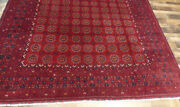 8and0397x11and0392 New Finest Khal Mohammadi Hand Knotted Wool Kunduz Oriental Area Rug