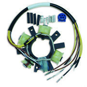 Stator For Johnson Evinrude 2 Cyl 5 Amp 9.9-60 Hp 1977-97 585087