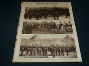 1915 January 31 New York Times Picture Section - Australian Soldiers - Nt 8944