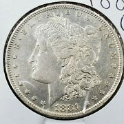 1881 O Morgan Silver Eagle Dollar Coin 1 Au About Unc Circulated New Orleans