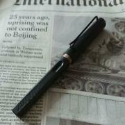 Lamy Safari Fountain Pen Ef Limited Edition All Black Import From Japan