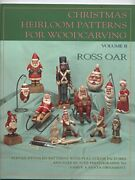 Christmas Heirloom Patterns For Woodcarving Volume 2 2