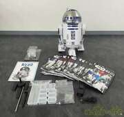 Deagostini Anime Character Good Operation Finished Product Weekly Sw / R2-d2