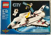 Lego® City Space Shuttle 3367 Retired Complete With Box And Manual