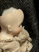 Bisque Doll Antique Doll Minionette Antique Vintage Made In Germany Ship From Jp