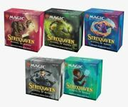 Strixhaven Prerelease Pack Set Of 5 - Mtg - Brand New Kits Ships Now