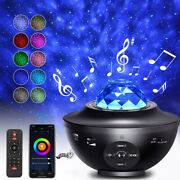 Wifi Led Starry Sky Projector Galaxy Star Night Lamp Bluetooth Voice Control Us
