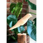 Paint The Bird - A Wooden Bird That Can Be Painted By Yourself