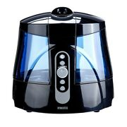 1.7-gallon Tabletop Cool Mist/warm Mist Humidifier For Rooms 401-1000-sq Ft