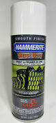New Hammerite Rust Cap Smooth White Finish Spray Paint And Primer In One 12oz