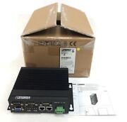 New Phoenix Contact As5-3287 Ipc Intel Atom 1.6ghz 2gb Ddr3 2701290 Computer