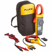 Fluke 376 Fc 1000 Amp Ac And Dc True Rms Clamp Meter With Iflex Probe And Bluetooth