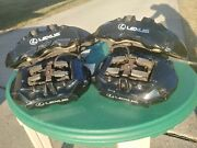 2015 Lexus Rc F Brake Calipers. Front And Rear.