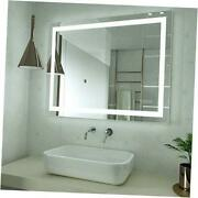 Hauschen 32x40 Inch Led Lighted Bathroom 32x40inch Adjustable Color Temperature