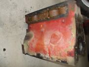 Farmall H Ih Tractor Gas Engine Motor Block W/ Sleeves And Main Caps 6695db