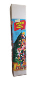 Vintage Animated Mr Christmas Mickey's Tree Trimmers Ladder Works 1993 See Video