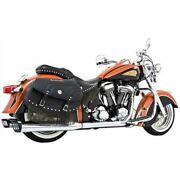 Freedom Performance Racing Indian Chief Complete Dual Exhaust System - In00003