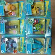 Monster Strike Ers Inc Scary Figure Types