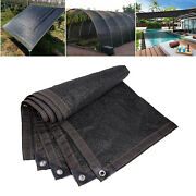 Garden Anti-uv Shade Cloth Net Black For Tomatoes Plant Cover Chicken Coop